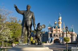 Sleeping Beauty's Castle; Disneyland