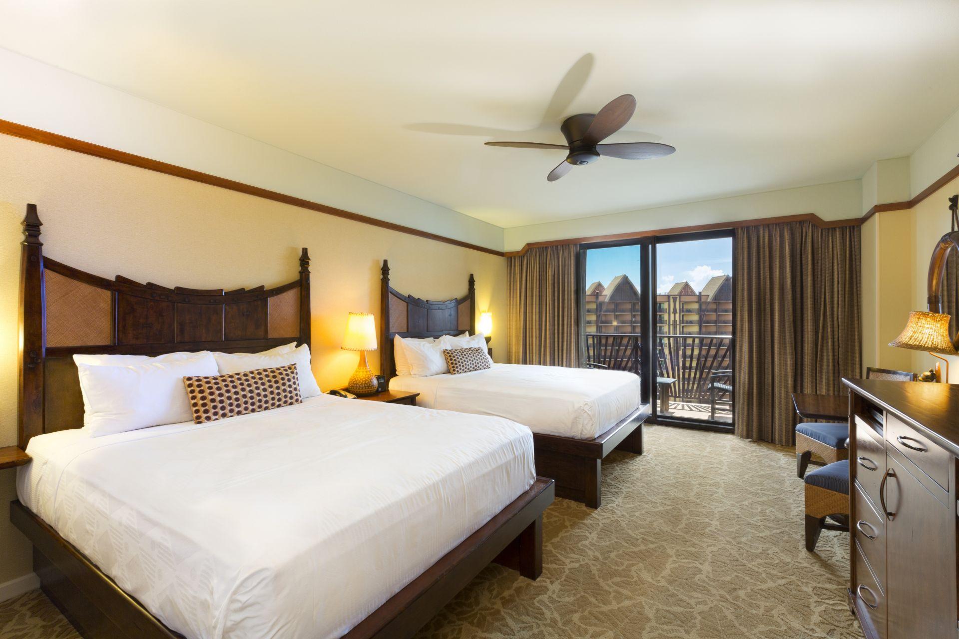 aulani hotel room