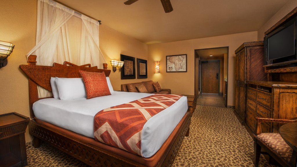 Resort Spotlight Disney S Animal Kingdom Lodge Amp Villas