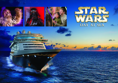 Star Wars Day at Sea on Disney Cruise Line