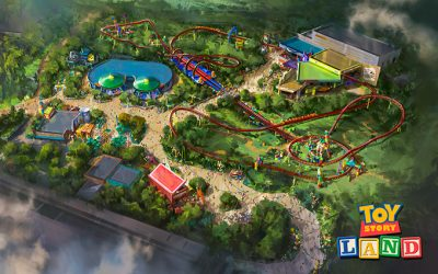Toy Story Land Coming Soon!