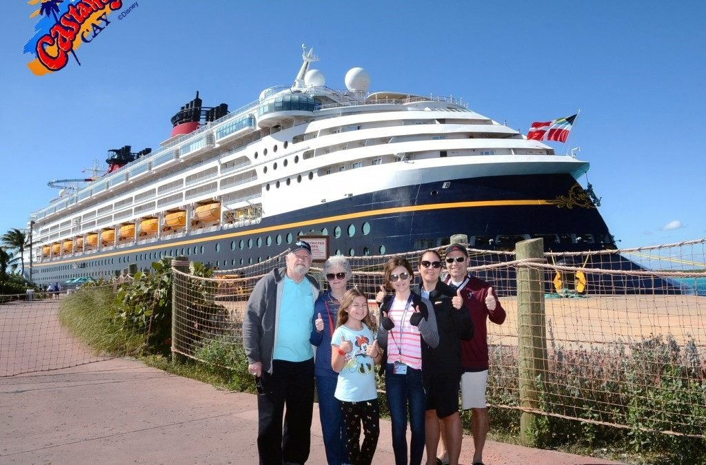 Our First Disney Cruise