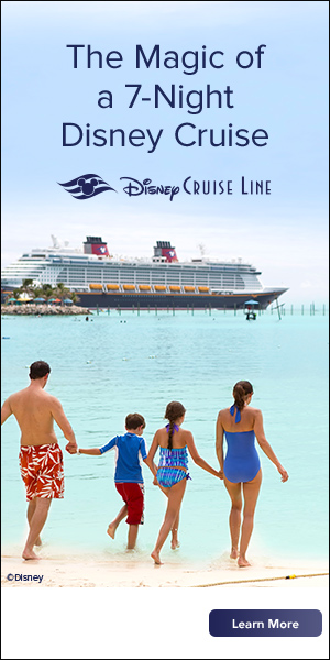 Disney 7  night cruise
