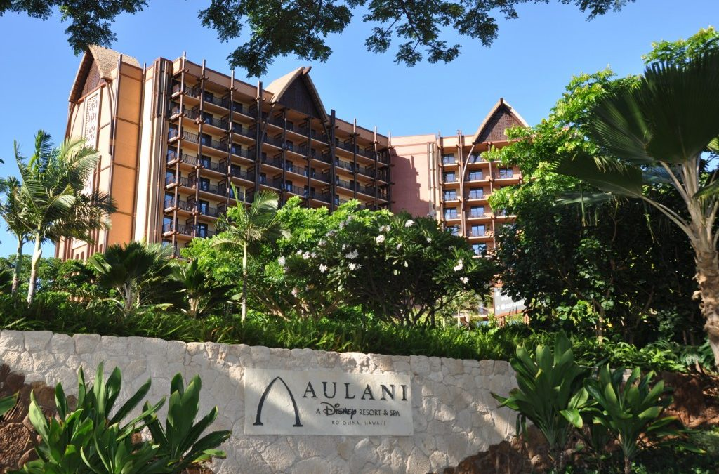 Our Stay at Disney's Aulani Resort and Spa