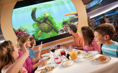 Disney Cruise Line Rotational Dining