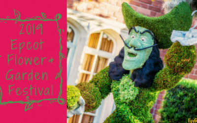 2019 Flower and Garden Festival at Epcot
