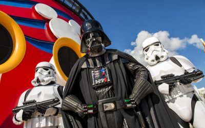 Star Wars Day at Sea and Marvel Day at Sea Return to Disney Cruise Line in 2020