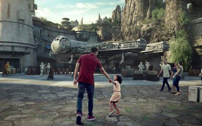 Star Wars Land Opening Date Announced