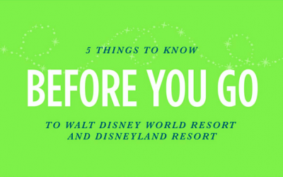 Changes to Disney Parks Policies