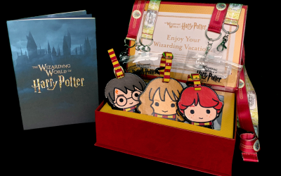 The Wizarding World of Harry Potter – Exclusive Vacation Package