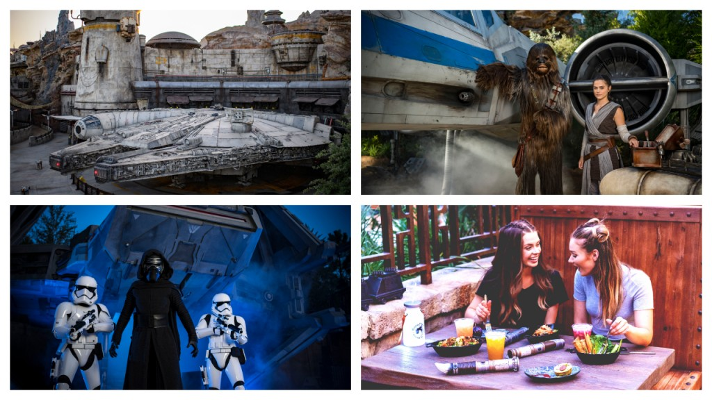 Welcome to the Planet of Batuu