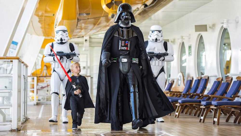 Star Wars Day at Sea on the Disney Fantasy