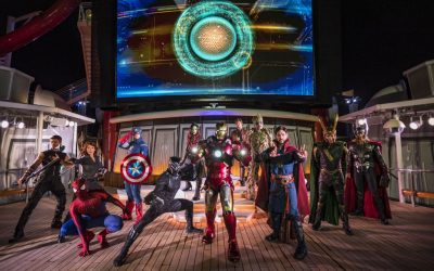 Marvel Day at Sea 2021