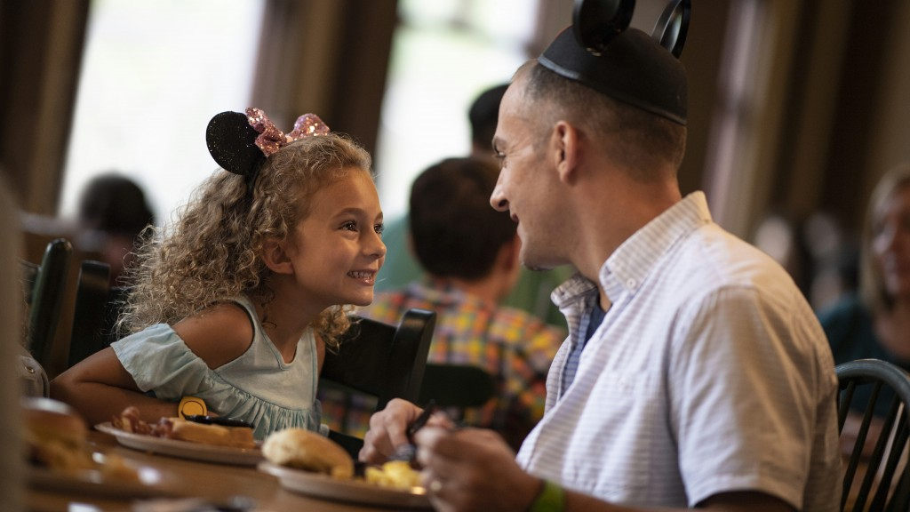 Kid-Size Free Dining at Walt Disney World