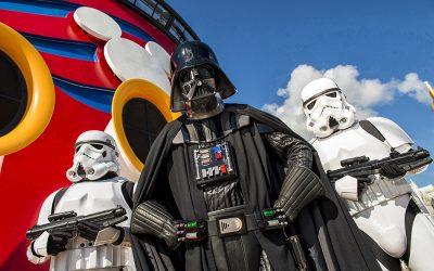 Disney Cruise Star Wars Day at Sea 2021