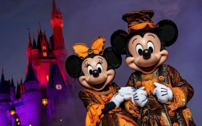 Mickey's Not-So-Scary Halloween Party Tickets Now Available