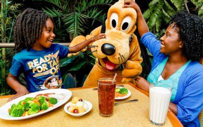 New Dining Plan Just Announced for Walt Disney World Resort