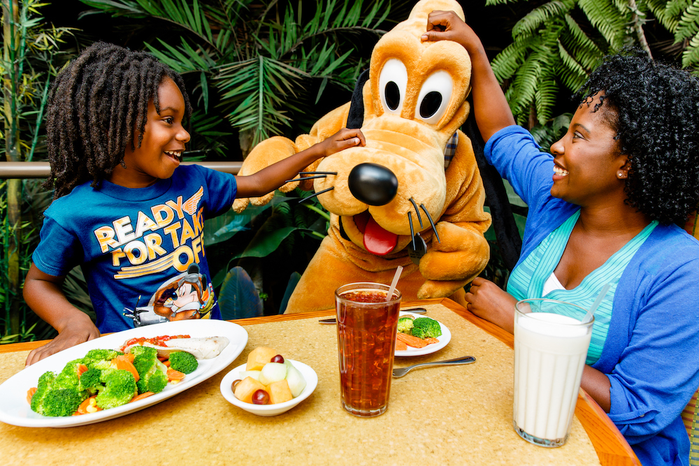 New Dining Plan Just Announced for Walt Disney World Resort