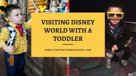 Disney World With a Toddler